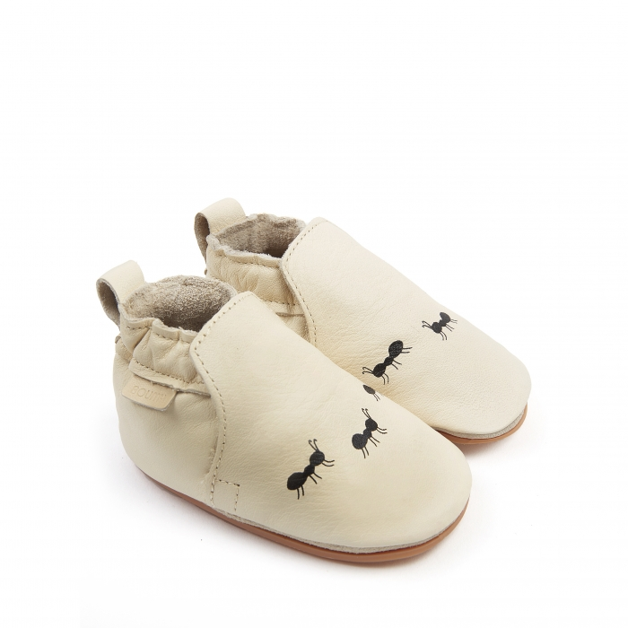 Ants Cream Leather 1