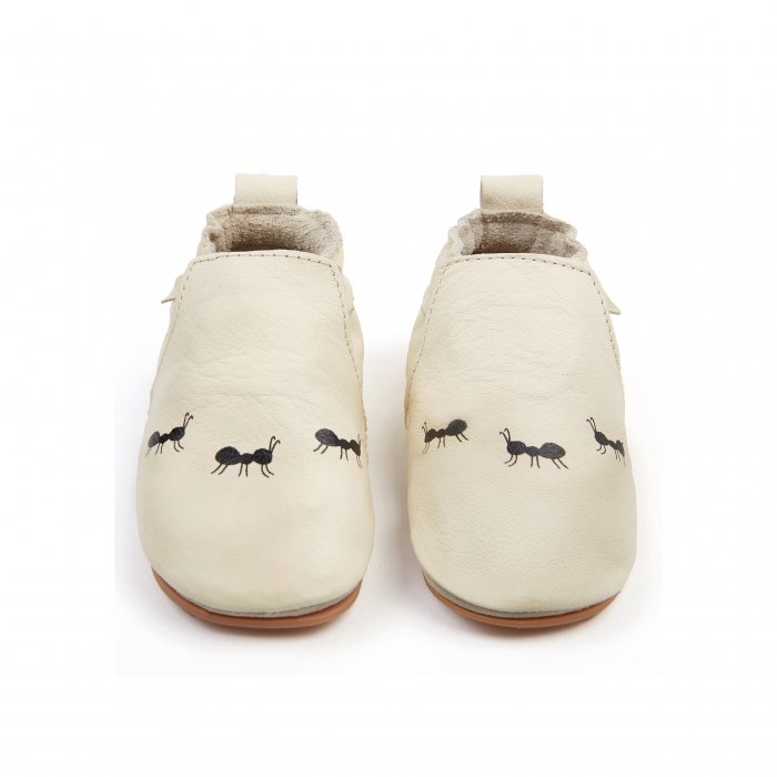Ants Cream Leather 0