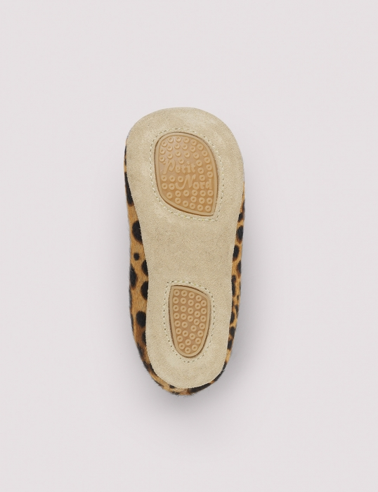 Ballerina Shoe w Elastic Blur Leo 2