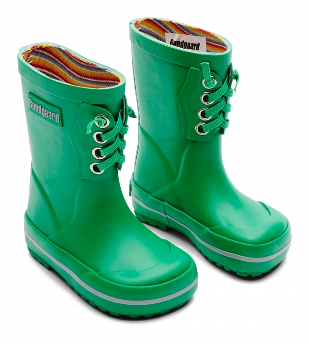 Classic Rubber Boots Bright Green 0