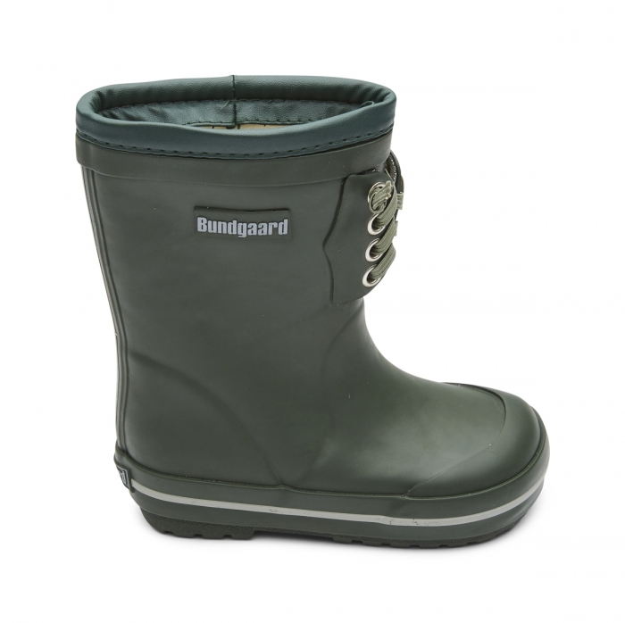 Classic Rubber Boots Warm Army 0
