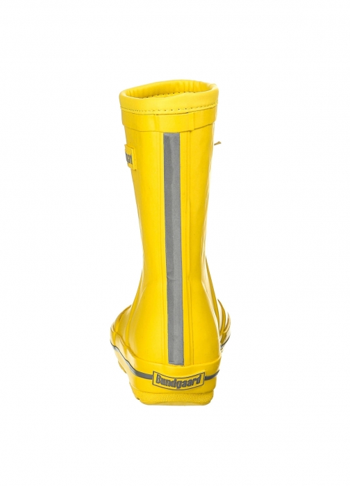 Classic Rubber Boots Warm Yellow 3