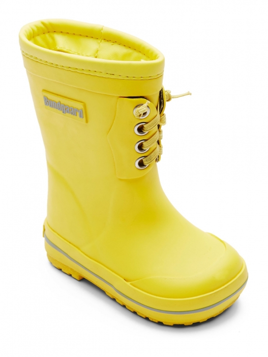 Classic Rubber Boots Warm Yellow 1