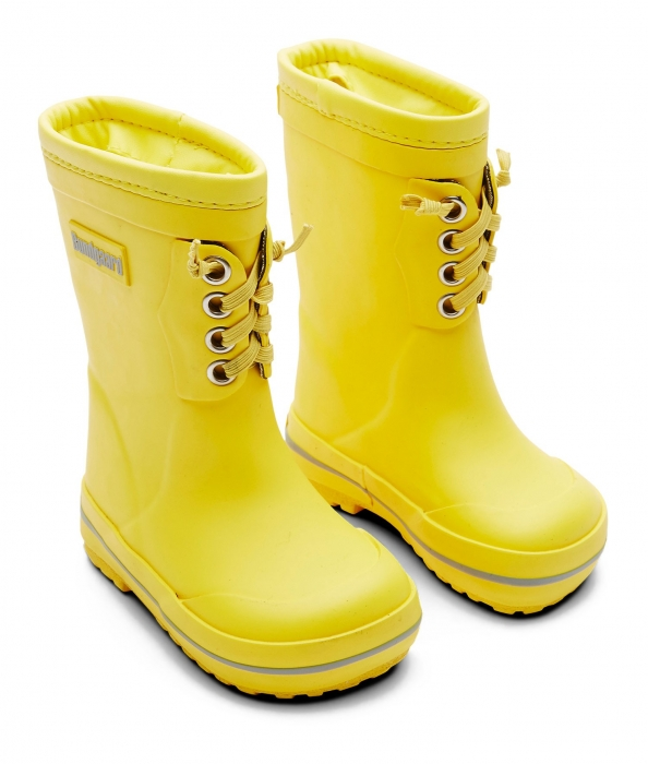 Classic Rubber Boots Warm Yellow 0