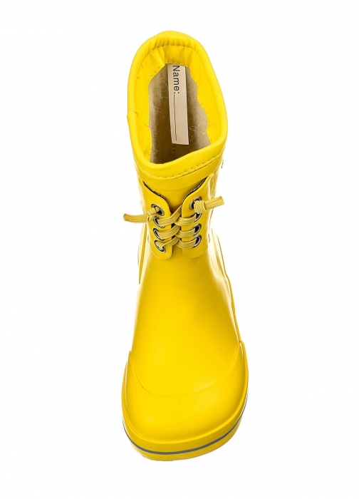 Classic Rubber Boots Warm Yellow 2