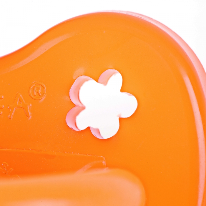 Flower Pacifier 3+ Ortho Natural 2