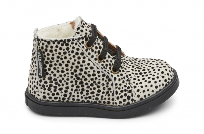 Isac Lace Tex Cheetah Black Spot 1
