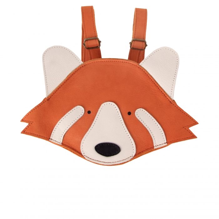 Kapi Backpack Red Panda 0