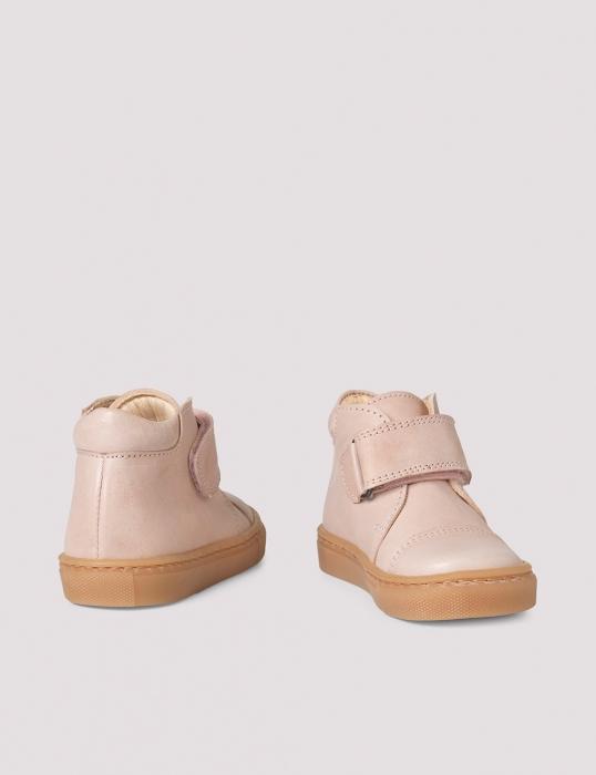 Kicks velcro Soft pink 1