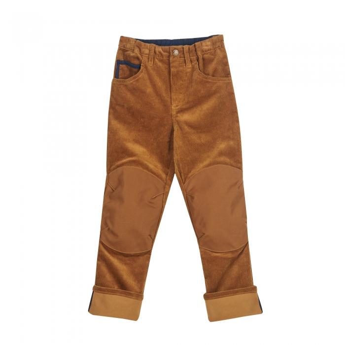 Kuusi functional pants cinnamon 0