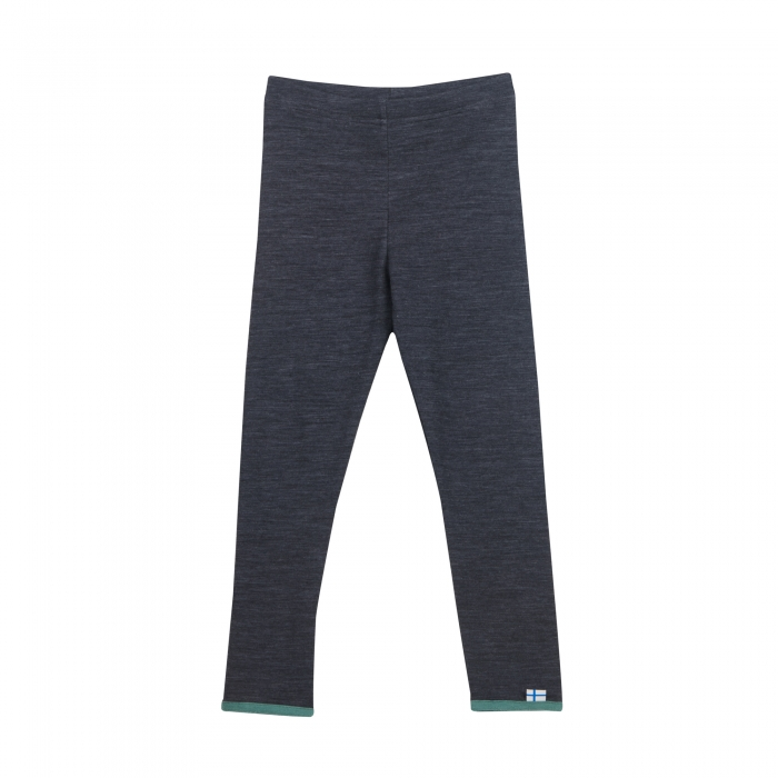 Leikki wool pants graphit 0