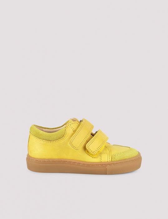 Low sneaker limone