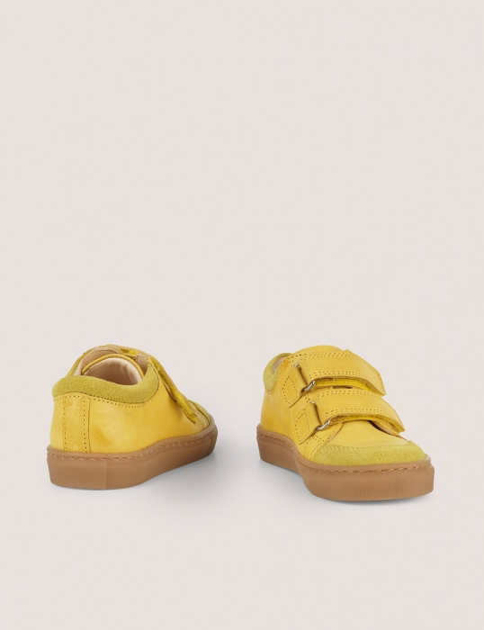 Low sneaker limone 0