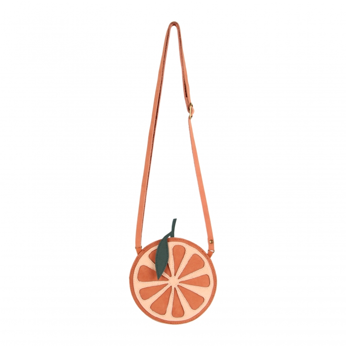 Nanoe fruit purse Grapefruit 1