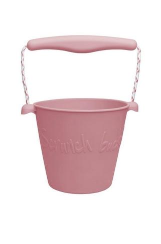 Scrunch bucket Dusty Rose 0