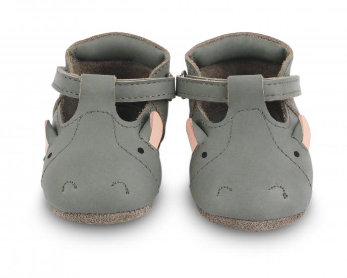 Spark velcro hipopotam
