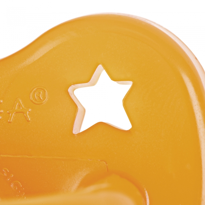 Star&Moon Pacifier Ortho Natural 2