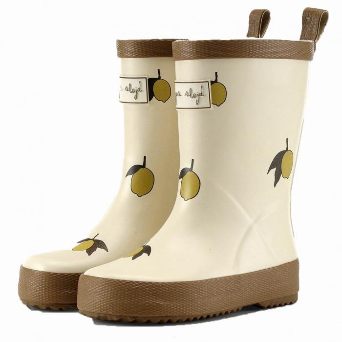 Valken rubber boots LEMON 0